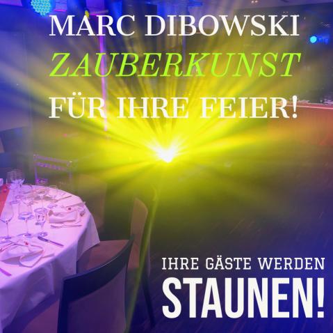 Zauberer runder Geburtstag Idee Marc Dibowski